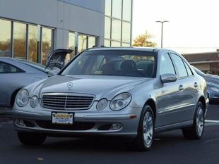 2004 Mercedes-Benz E320 4MATIC