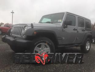 2018 Jeep Wrangler JK Unlimited Unlimited Sport S