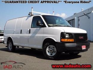 2012 GMC Savana 3500 Work Van
