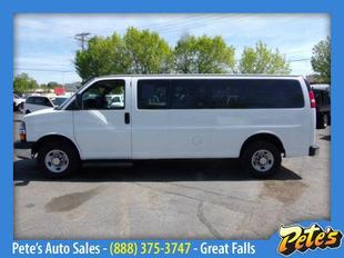 2014 Chevrolet Express 3500 LT