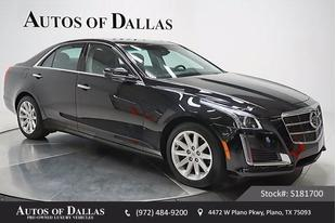 2014 Cadillac CTS 2.0L Turbo Luxury