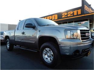 2007 GMC Sierra 1500 BED LINER ALL POWER!