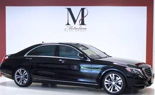 2014 Mercedes-Benz S 550 4MATIC