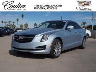 2017 Cadillac ATS 2.0L Turbo Luxury