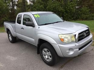 2005 Toyota Tacoma PreRunner Access Cab