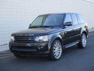 2012 Land Rover Range Rover Sport HSE