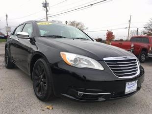 2014 Chrysler 200 Limited
