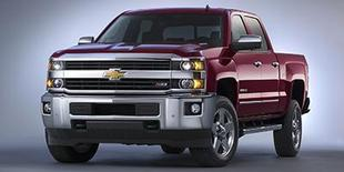 2015 Chevrolet Silverado 3500 High Country