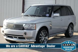 used land rover range rover for sale in dallas tx. Black Bedroom Furniture Sets. Home Design Ideas