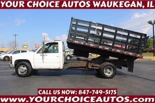 2000 Chevrolet 3500 Extended Cab