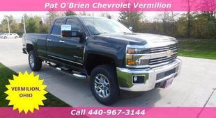 2018 Chevrolet Silverado 3500