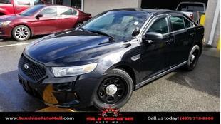 2013 Ford Sedan Police Interceptor Base