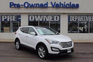 2015 Hyundai Santa Fe Sport AWD 4dr 2.0T