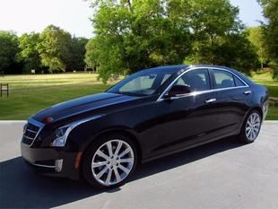 2016 Cadillac ATS 3.6 Premium Collection
