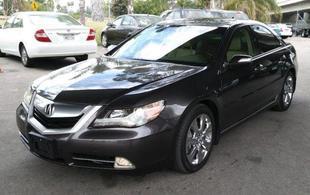 2009 Acura RL 3.5