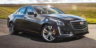 2018 Cadillac CTS 3.6L Twin Turbo Vsport