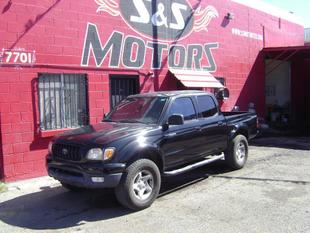 2003 Toyota Tacoma PreRunner Double Cab