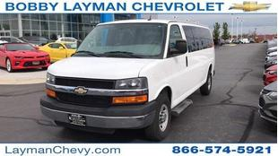 2014 Chevrolet Express 3500 LT