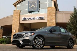 2018 Mercedes-Benz AMG C 43 Base 4MATIC