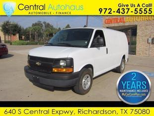 2016 Chevrolet Express 2500 Work Van