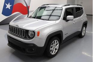 2016 Jeep Renegade Latitude 4dr SUV