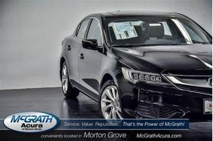 2018 Acura ILX Premium Package