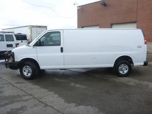 2015 Chevrolet Express 2500 Work Van