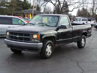 1997 Chevrolet 1500 WT