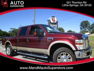 2009 Ford F-250 LARIAT-HEATED
