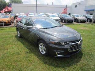 2018 Chevrolet Malibu LS w/1LS