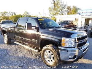2011 Chevrolet Silverado 3500 LT