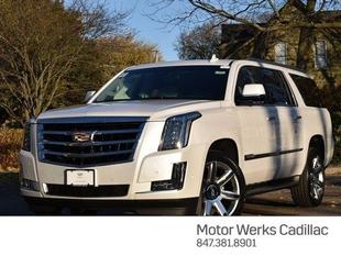 2018 Cadillac Escalade ESV Luxury
