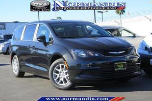 2018 Chrysler Pacifica LX