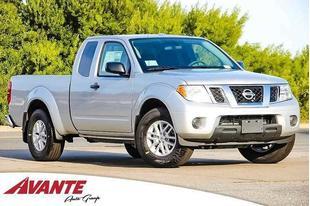 2018 Nissan Frontier SV-I4