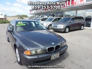 2001 BMW 530 i