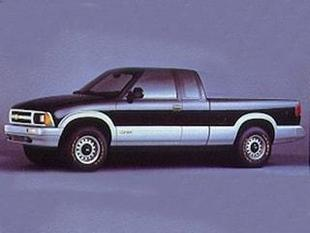 1994 Chevrolet S-10 LS Extended Cab