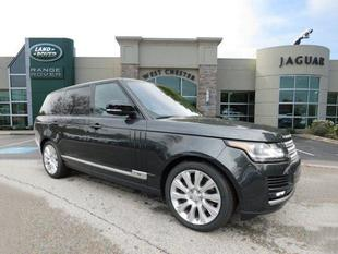 2017 Land Rover Range Rover 5.0L Supercharged