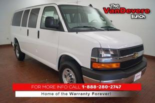 2017 Chevrolet Express 2500 LT