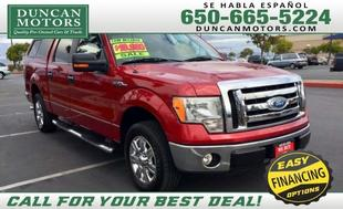 2009 Ford F-150 XLT SuperCrew