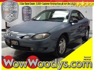 "1999 Ford Escort ""Hot"""