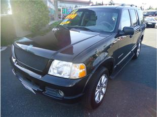 2002 Ford Explorer Limited