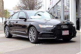 2016 Audi A6 3.0 TDI Premium Plus quattro