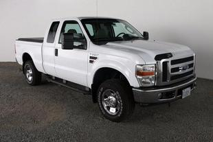 2008 Ford F-250 4WD SuperCab
