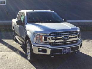 2018 Ford F-150 F150 SUPERCREW 4X4