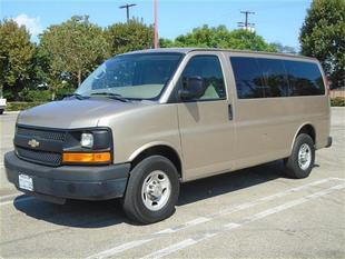 2012 Chevrolet Express 2500 LS