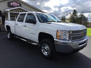 2014 Chevrolet Silverado 2500 Work Truck