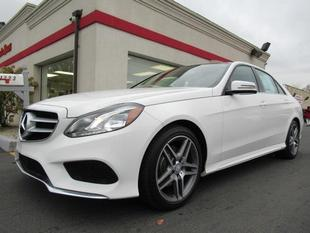 2015 Mercedes-Benz E 350 4MATIC