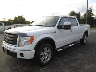 2010 Ford F-150 FX4 4x4 4dr SuperCrew Styleside 6.5 ft. SB