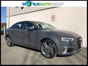 2017 Audi A3 2.0T Premium quattro