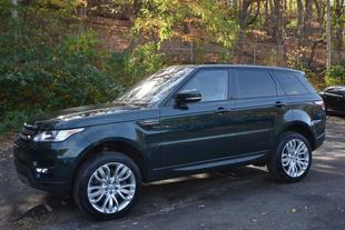 2016 Land Rover Range Rover Sport Supercharged SE